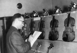 2nd International Henryk Wieniawski Violin Making Competition (1962)