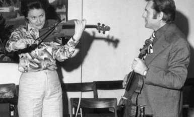 5th International Henryk Wieniawski  Violin Making Competition (1977)