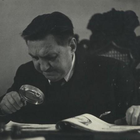 Zdzisław Szulc. Archiwum Towarzystwa Muzycznego im. H. Wieniawskiego w Poznaniu