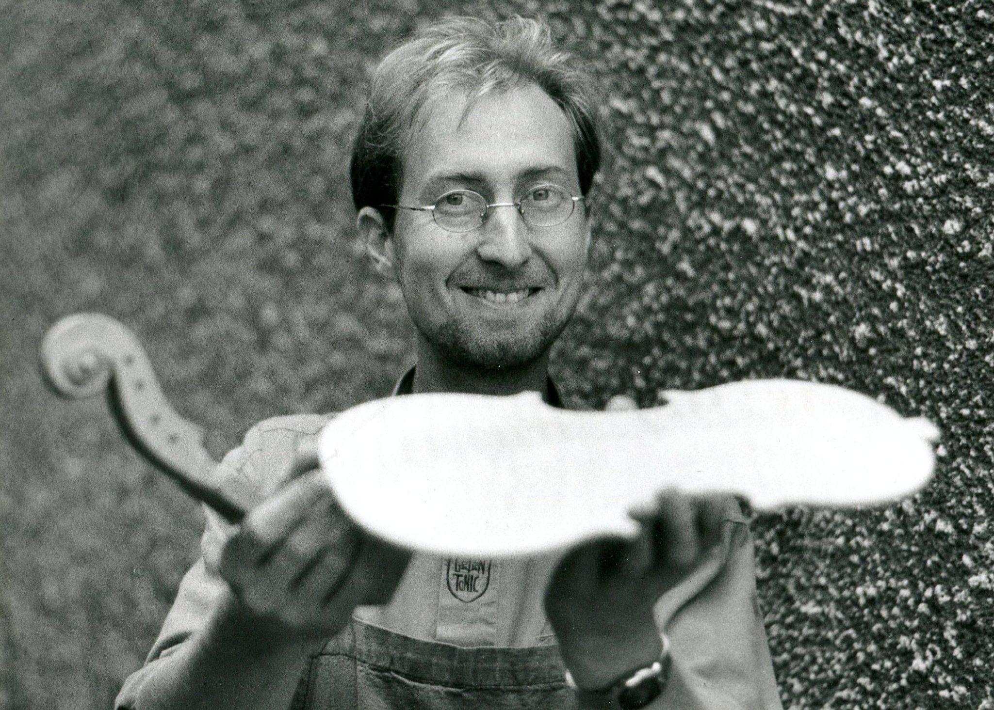 Marcus Klimke (Niemcy) - Laureat drugiej nagrody na 12. Międzynarodowym Konkursie Skrzypcowym im. H. Wieniawskiego (2011)