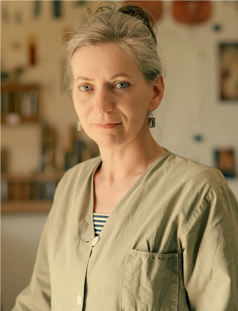 Andrea Frandsen (Denmark/France) - Jury / 2016