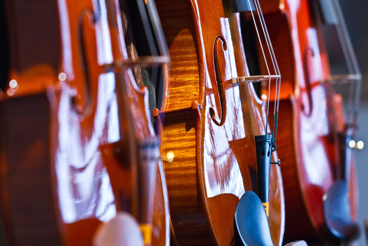 120 instrumentów z 23 krajów zgłoszonych na 13. Międzynarodowy Konkurs Lutniczy im. Henryka Wieniawskiego (8-15.05.2016)