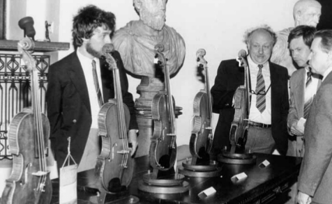 7th International Henryk Wieniawski  Violin Making Competition (1986)