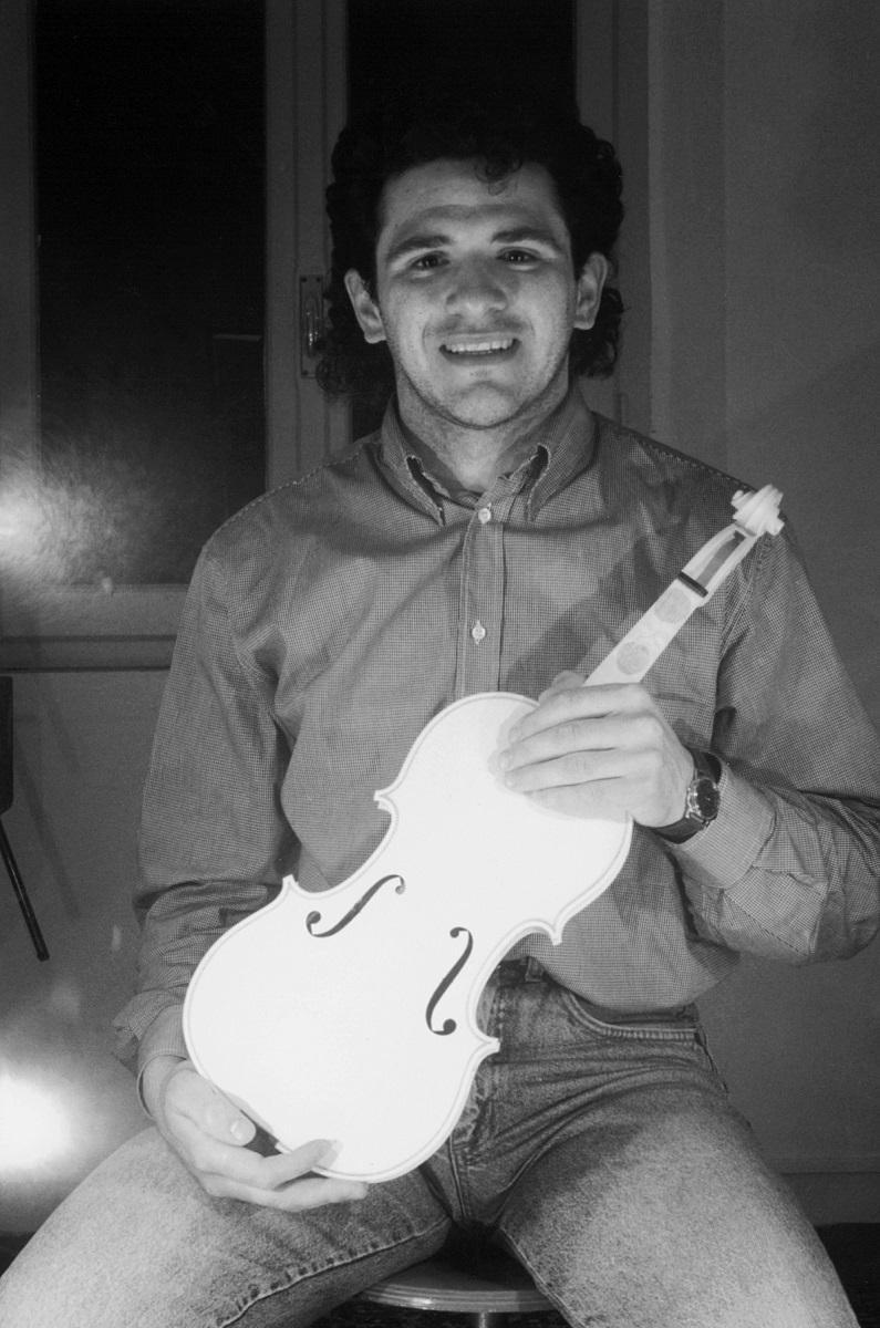 Giovanni Battista Morassi z Włoch, kuzyn głównego bohatera turnieju, otrzymał III nagrodę i brązowy medal (Jury przyznało dwie równorzędne III nagrody).