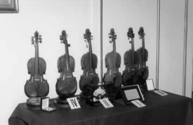 8th International Henryk Wieniawski  Violin Making Competition (1991)
