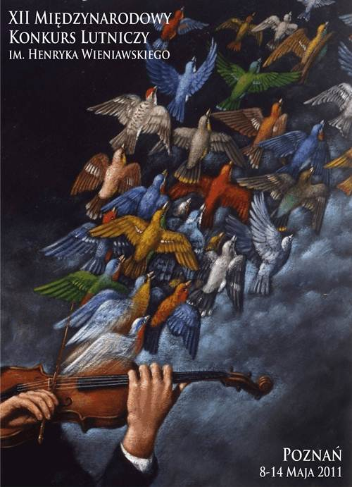 Prizewinners - 12th International Henryk Wieniawski Violin Making Competition (2011)