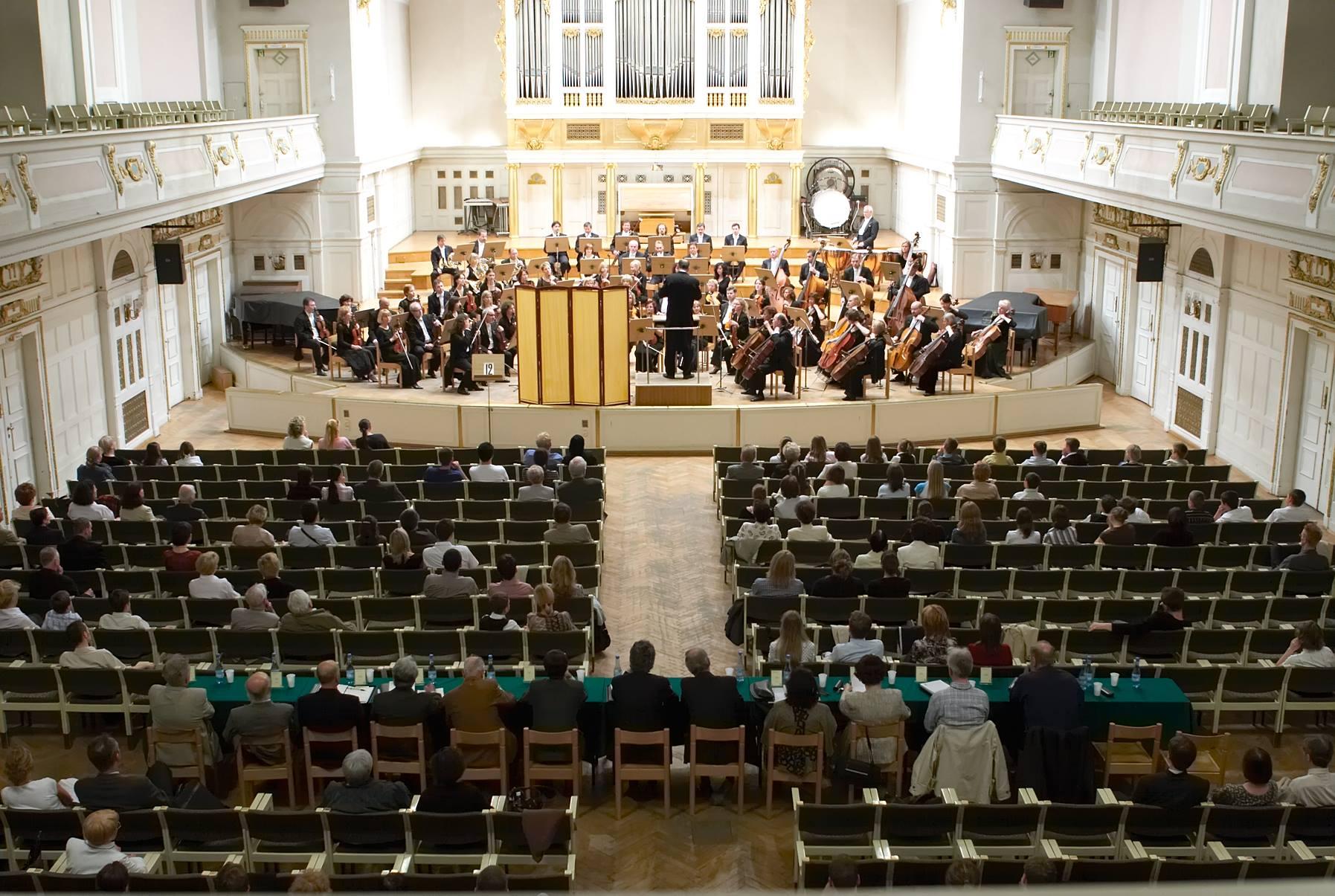Final stage. Poznań Philharmonic Orchestra conducted by Marcin Sompoliński. Bartosz Bryła – soloist.