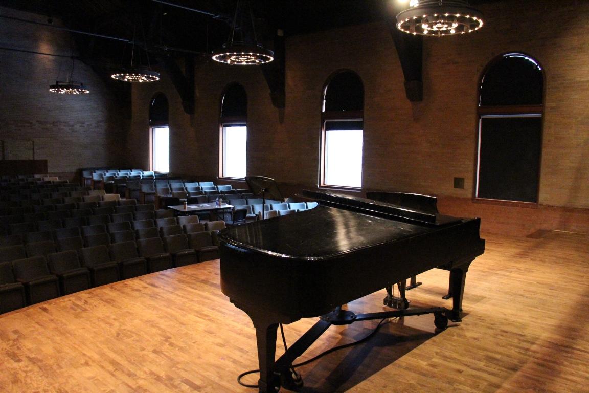 Toronto, 10.02.2016. Preliminary selection for 15th International Henryk Wieniawski Violin Competition / phot. Alex Toskov
