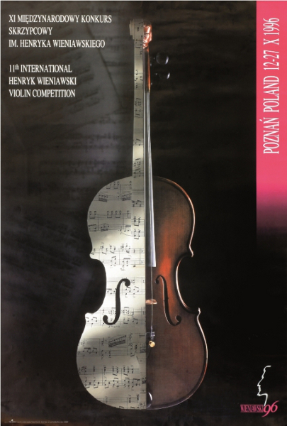 11th International Henryk Wieniawski Violin Competition (1996)