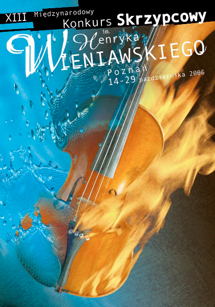 13th International Henryk Wieniawski Violin Competition (2006)