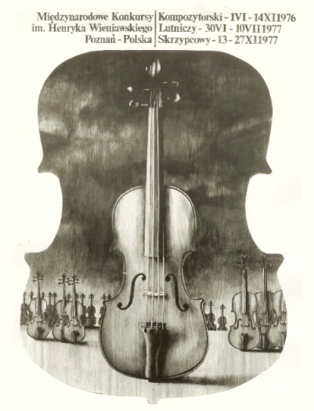 7th International Henryk Wieniawski Violin Competition (1977)