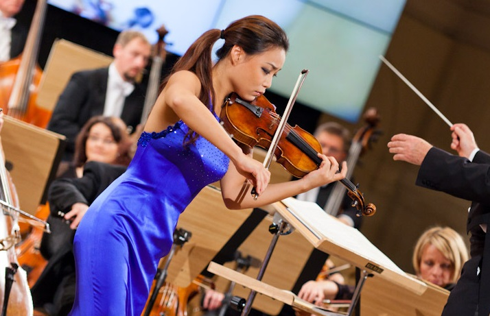 Prize Giving Ceremony and Gala Concert of 14th International Henryk Wieniawski Violin Competition (22.10.2011)