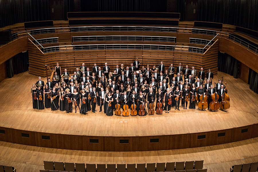 Prize Winners of the 15th International H. Wieniawski Competition will play at The National Forum of Music in Wrocław (25.10.2016)