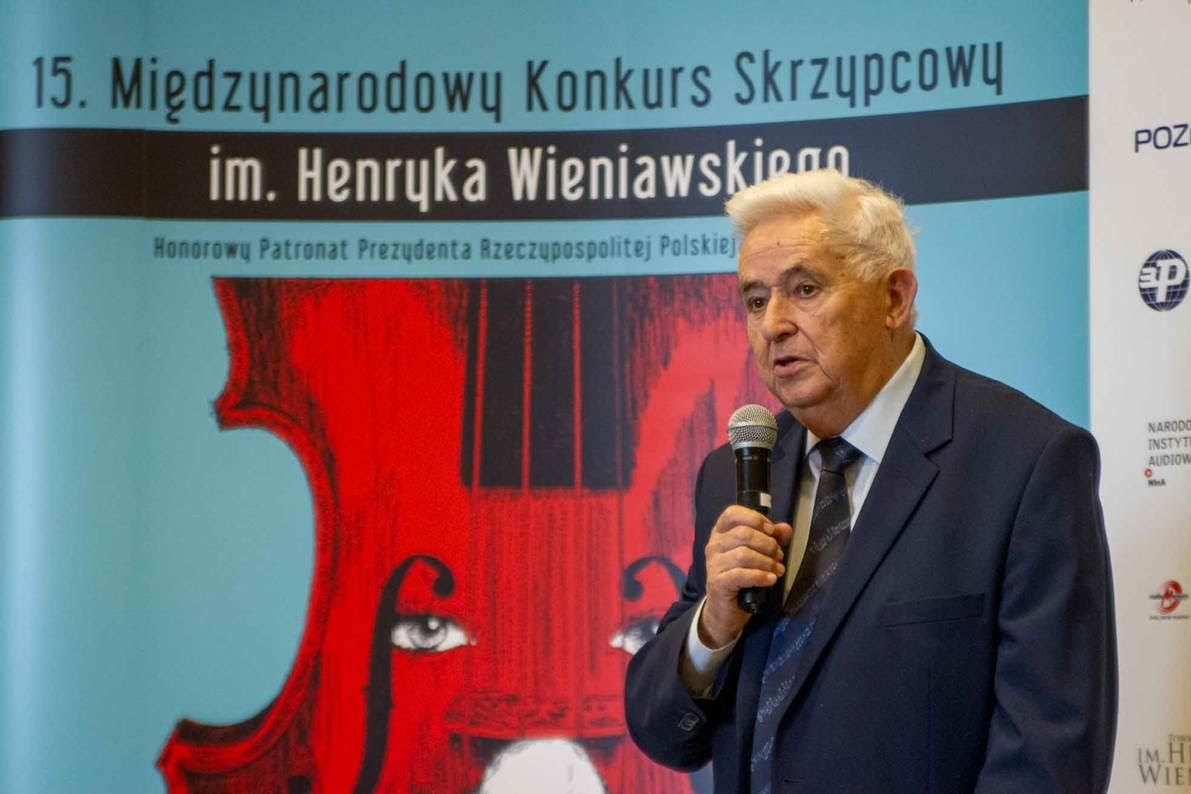 Press Conference in Warsaw - Polonia Palace Hotel, 22.09.2016