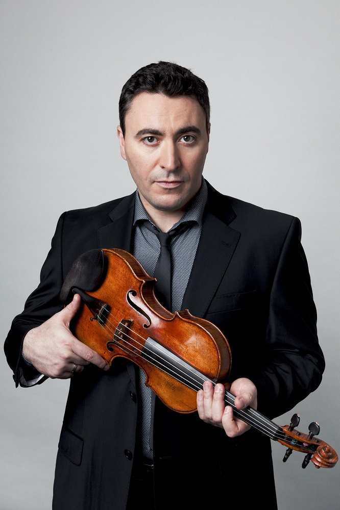 Maxim Vengerov - Chairman of the Jury / 2016