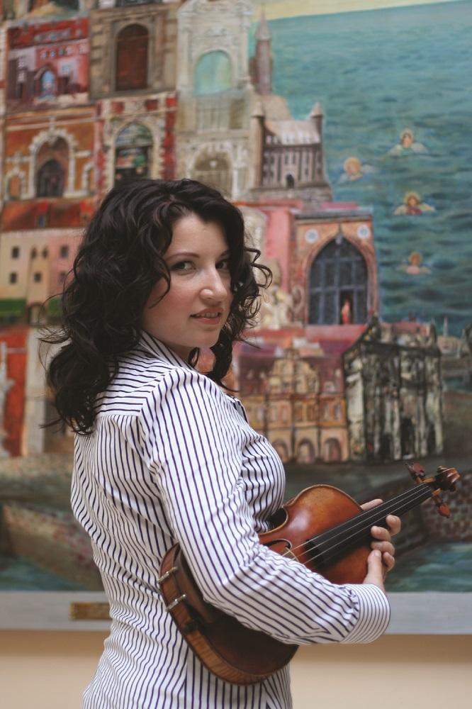 Hanna Asieieva (Ukraine)