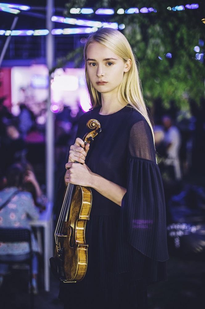 Weronika Dziadek (Polska)