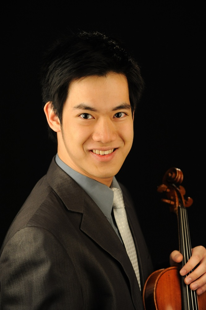Richard Lin (Taiwan/USA) - 5th Prize Winner of 15th International Henryk Wieniawski Violin Competition (2016)