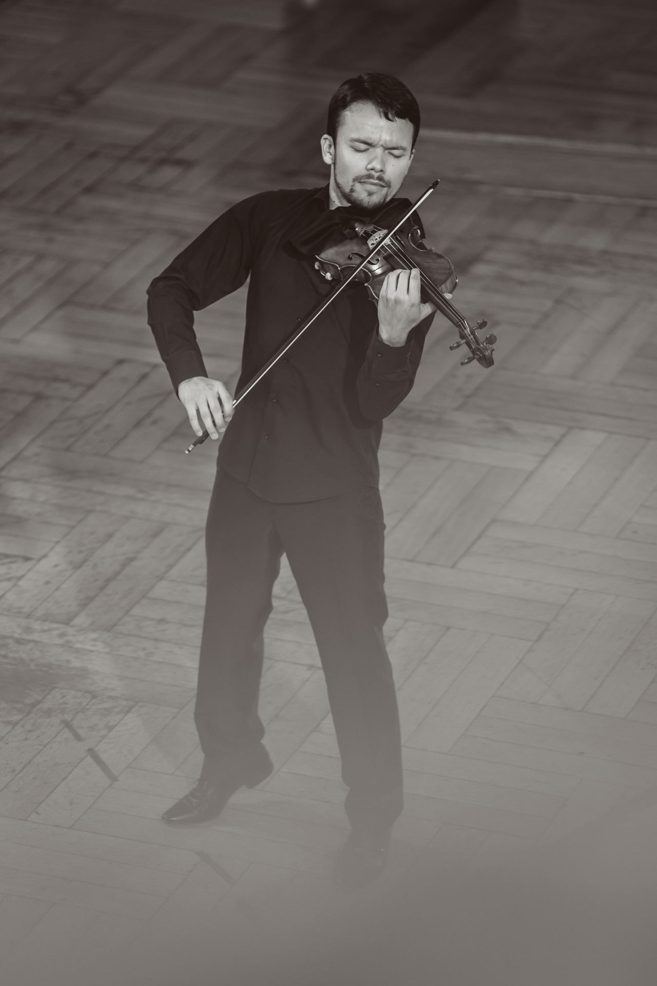 Rustem Monasypov (Rosja) - Etap 1 - 15. Międzynarodowy Konkurs Skrzypcowy im. H. Wieniawskiego BINAURAL | na słuchawki