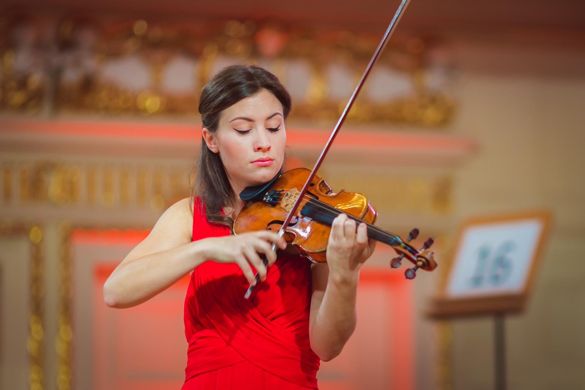 Celina Kotz (Poland) - Stage 1 - 15th International H. Wieniawski Violin Competition STEREO