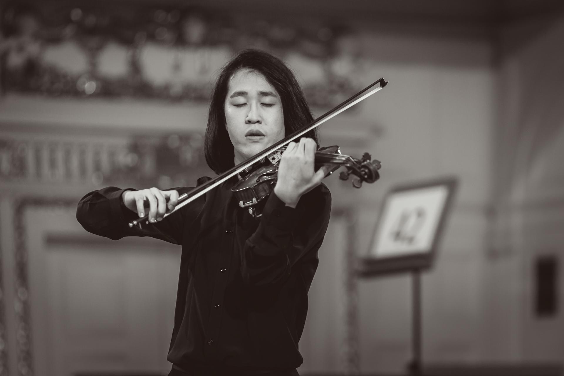 Ryosuke Suho (Japonia) - Etap 1 - 15. Międzynarodowy Konkurs Skrzypcowy im. H. Wieniawskiego BINAURAL | na słuchawki