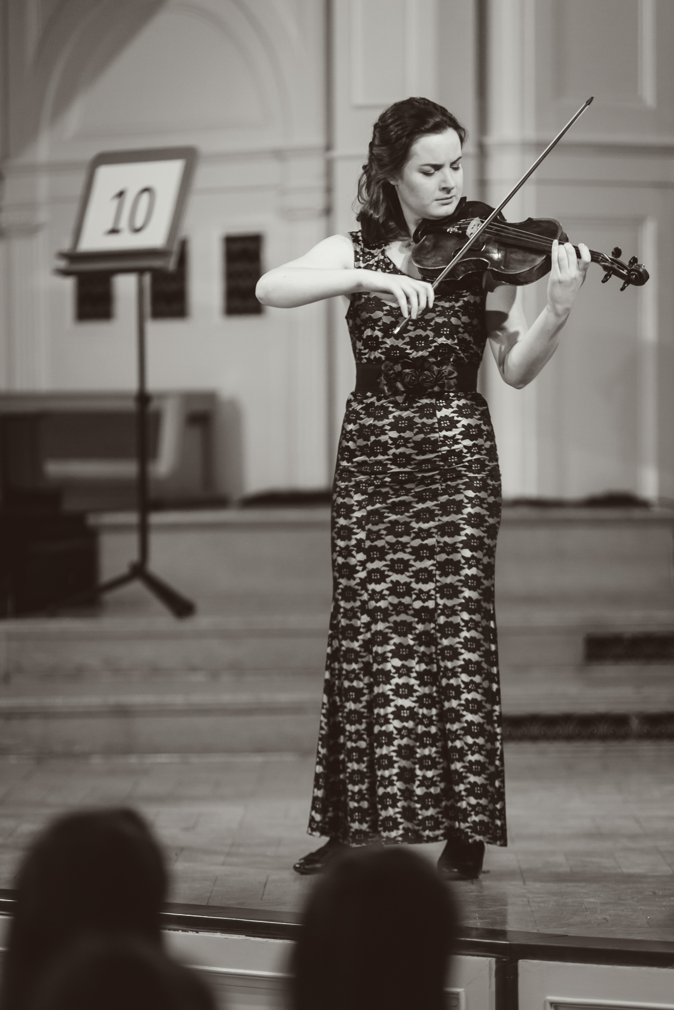 Amalia Hall (Nowa Zelandia) - Etap 2 - 15. Międzynarodowy Konkurs Skrzypcowy im. H. Wieniawskiego STEREO