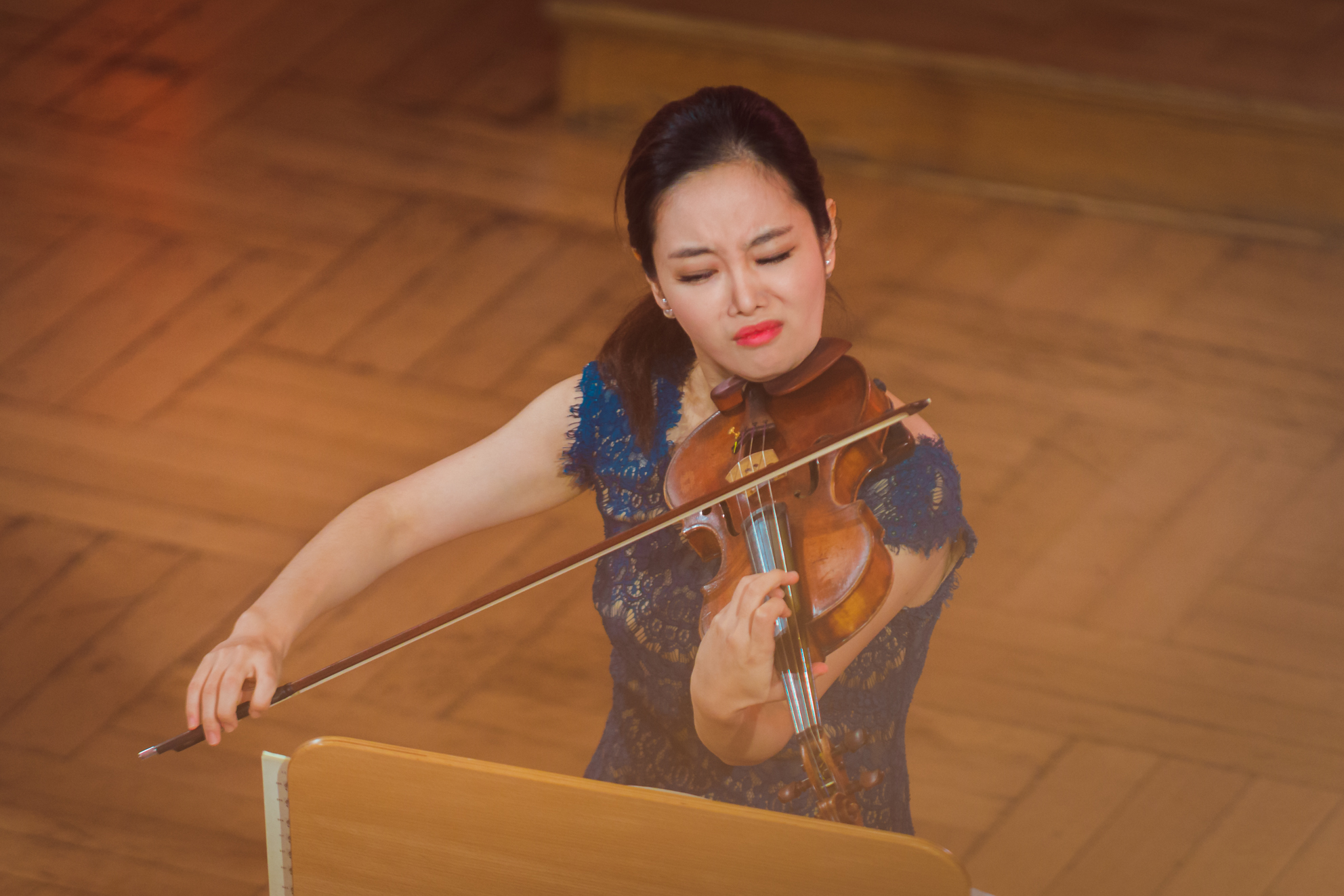 Bomsori Kim (Korea) - Stage 2 - 15th International H. Wieniawski Violin Competition STEREO