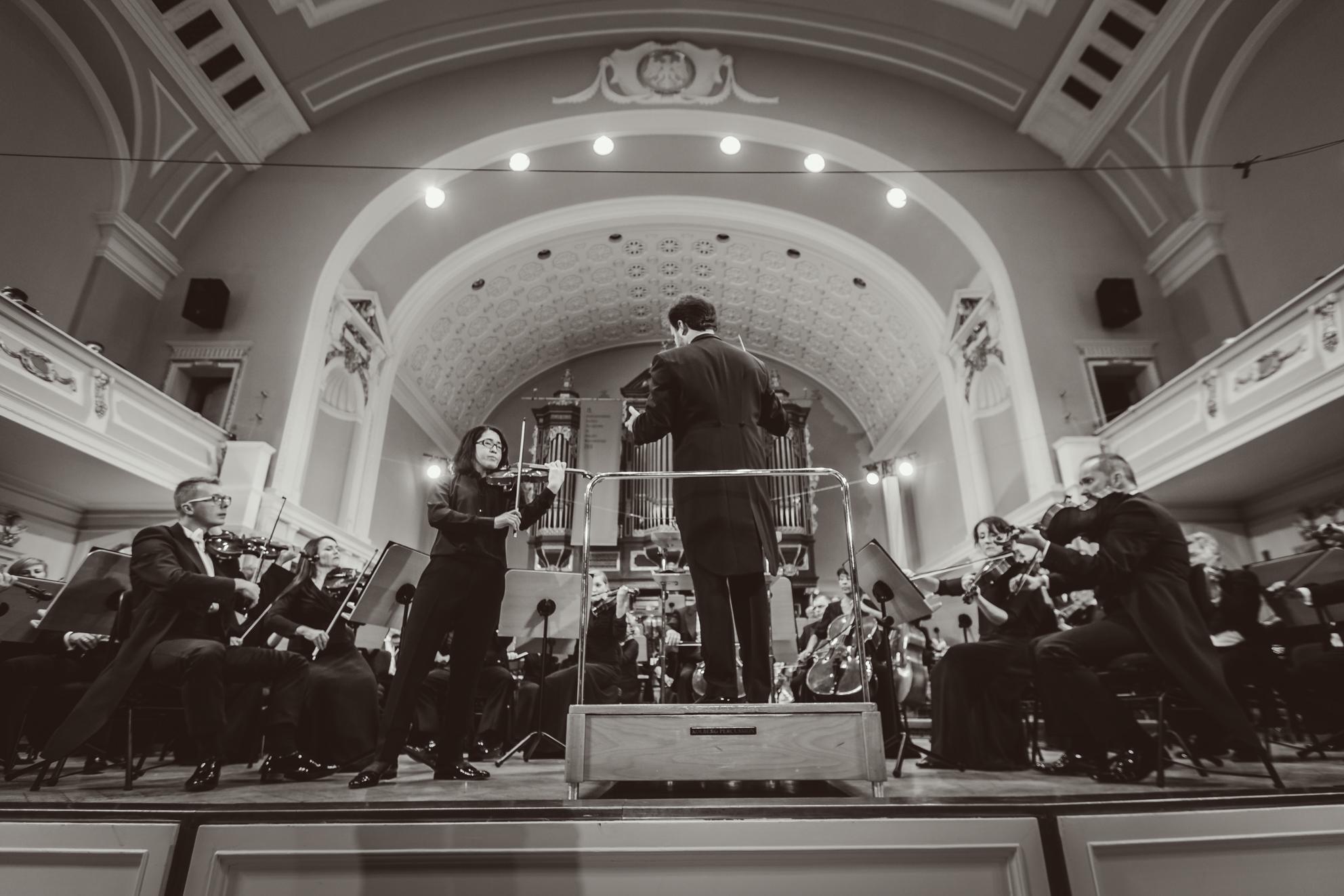 RR Studio. Ryosuke Suho (Japonia), Marek Pijarowski - dyrygent