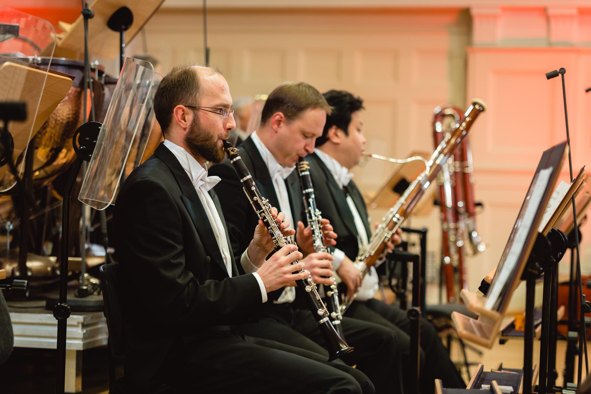 RR Studio. Orkiestra Filharmonii Poznańskiej