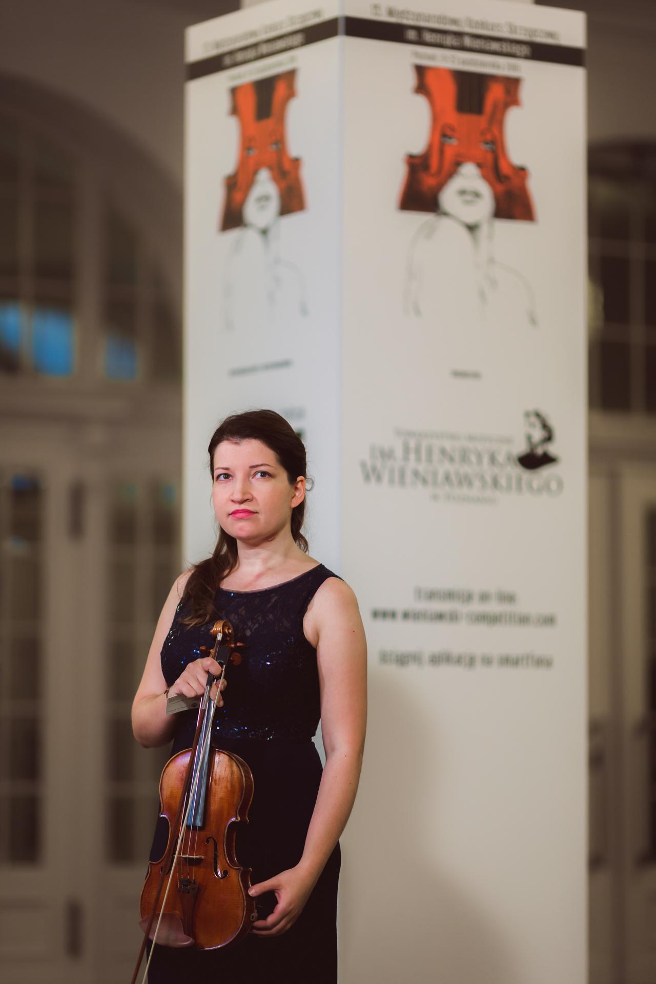 Hanna Asieieva (Ukraina)
