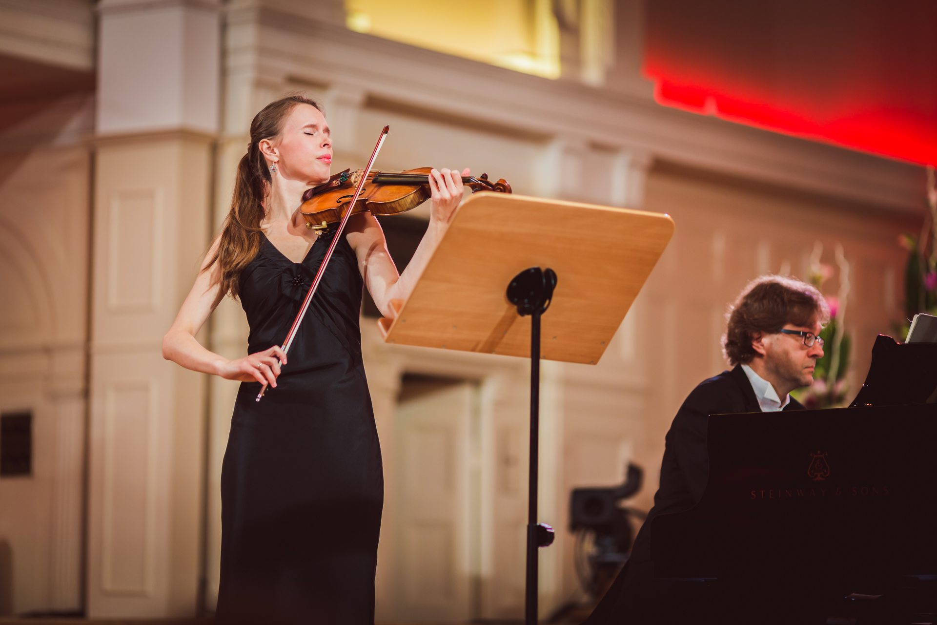 Maja Syrnicka (Poland) - Stage 1 - 15th International H. Wieniawski Violin Competition STEREO