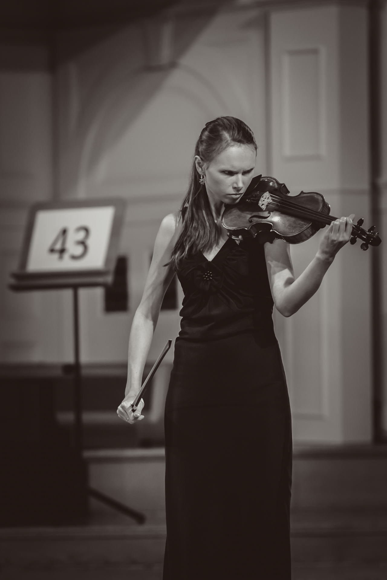 Maja Syrnicka (Poland) - Stage 1 - 15th International H. Wieniawski Violin Competition BINAURAL | use headphones
