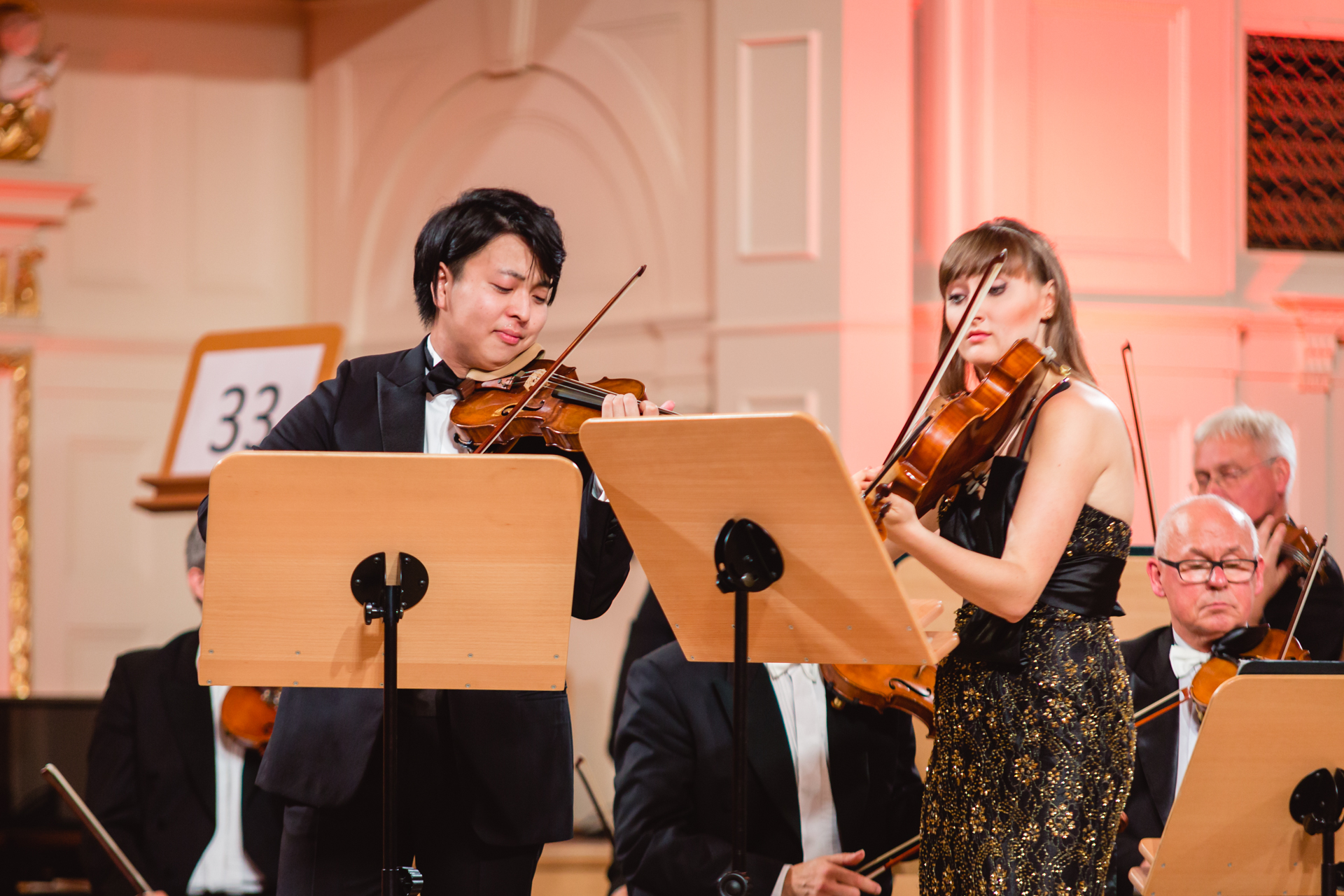 Seiji Okamoto (Japan) - Stage 3 - 15th International H. Wieniawski Violin Competition STEREO