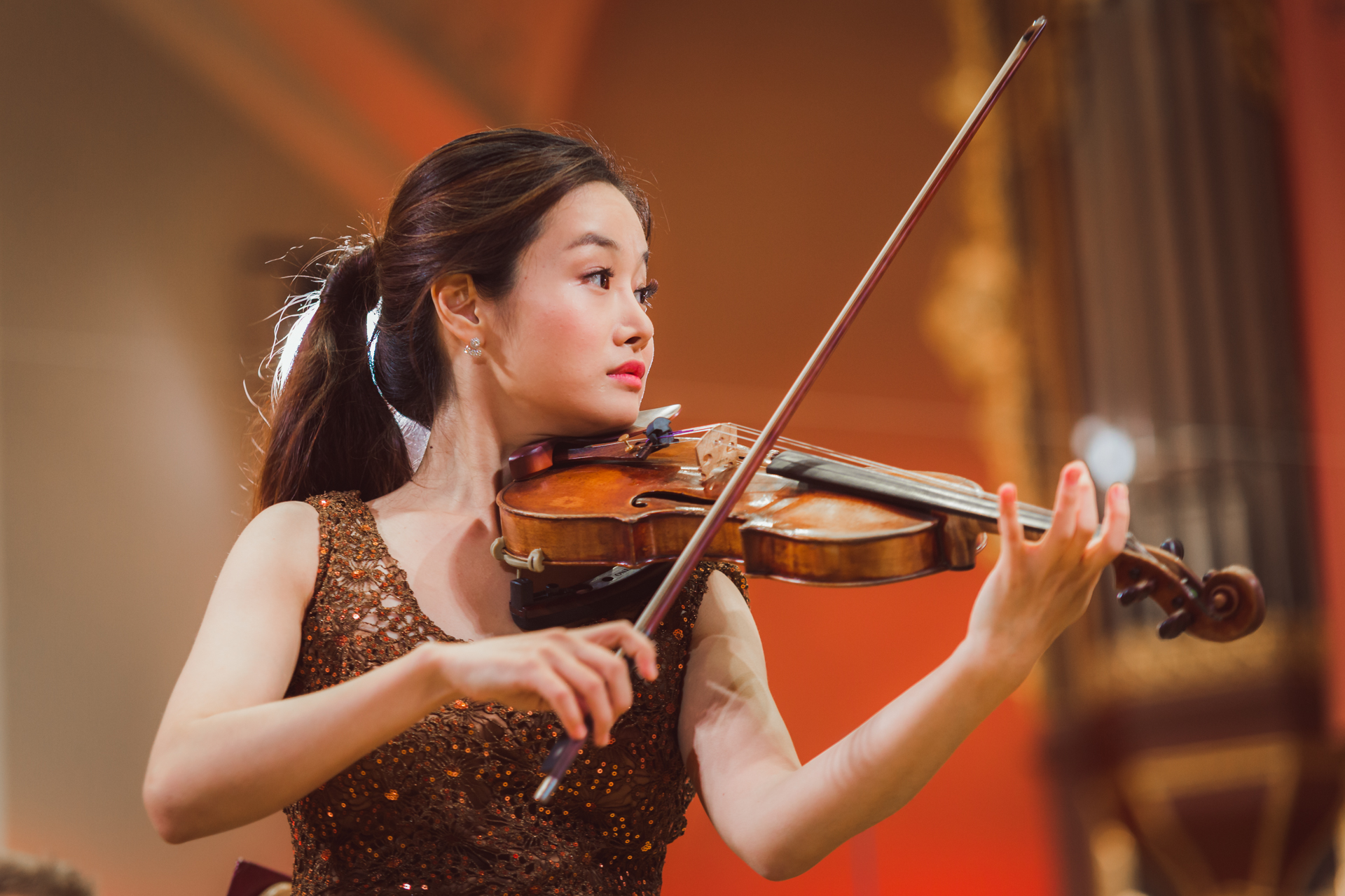 Bomsori Kim (Korea) - Stage 4 (Part 2) - 15th International H. Wieniawski Violin Competition STEREO