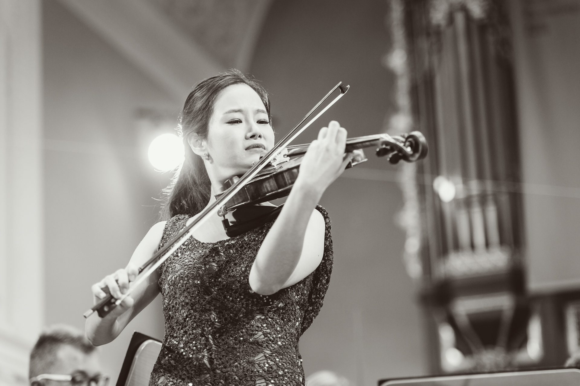 Bomsori Kim (Korea) - Stage 4, part 2 - 15th International H. Wieniawski Violin Competition BINAURAL | use headphones