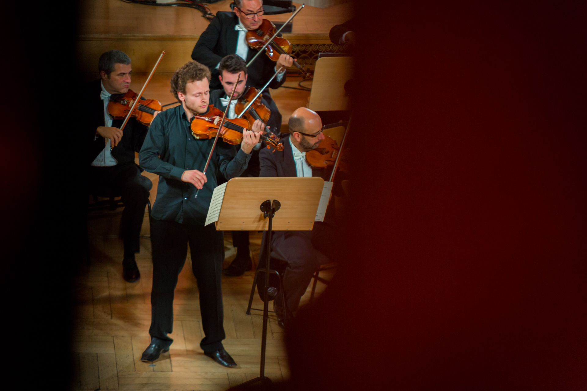 Arsenis Selalmazidis (Russia/Greece) - Stage 3 - 15th International H. Wieniawski Violin Competition BINAURAL | use headphones