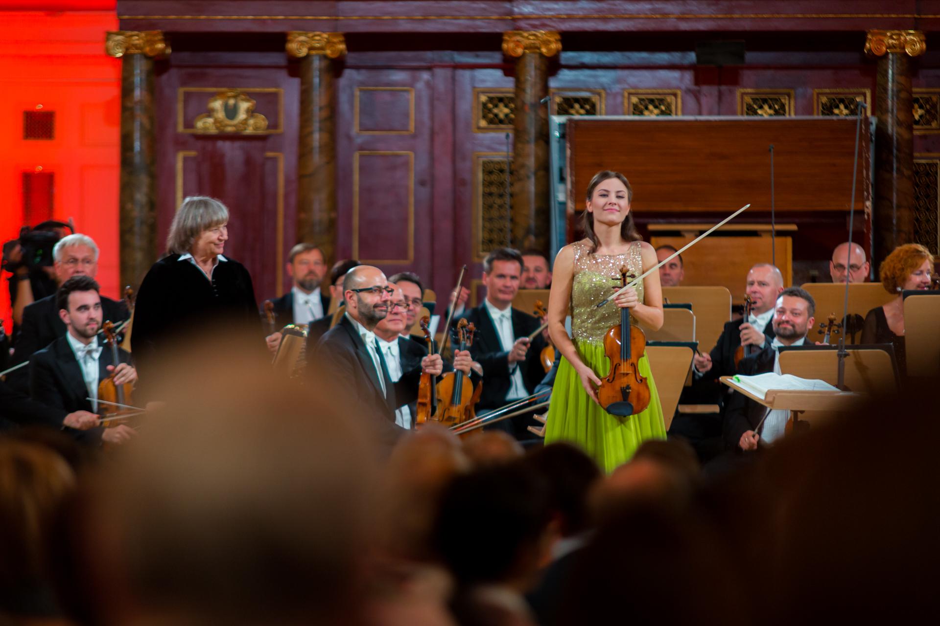 Celina Kotz (Poland) - Stage 3 - 15th International H. Wieniawski Violin Competition BINAURAL | use headphones