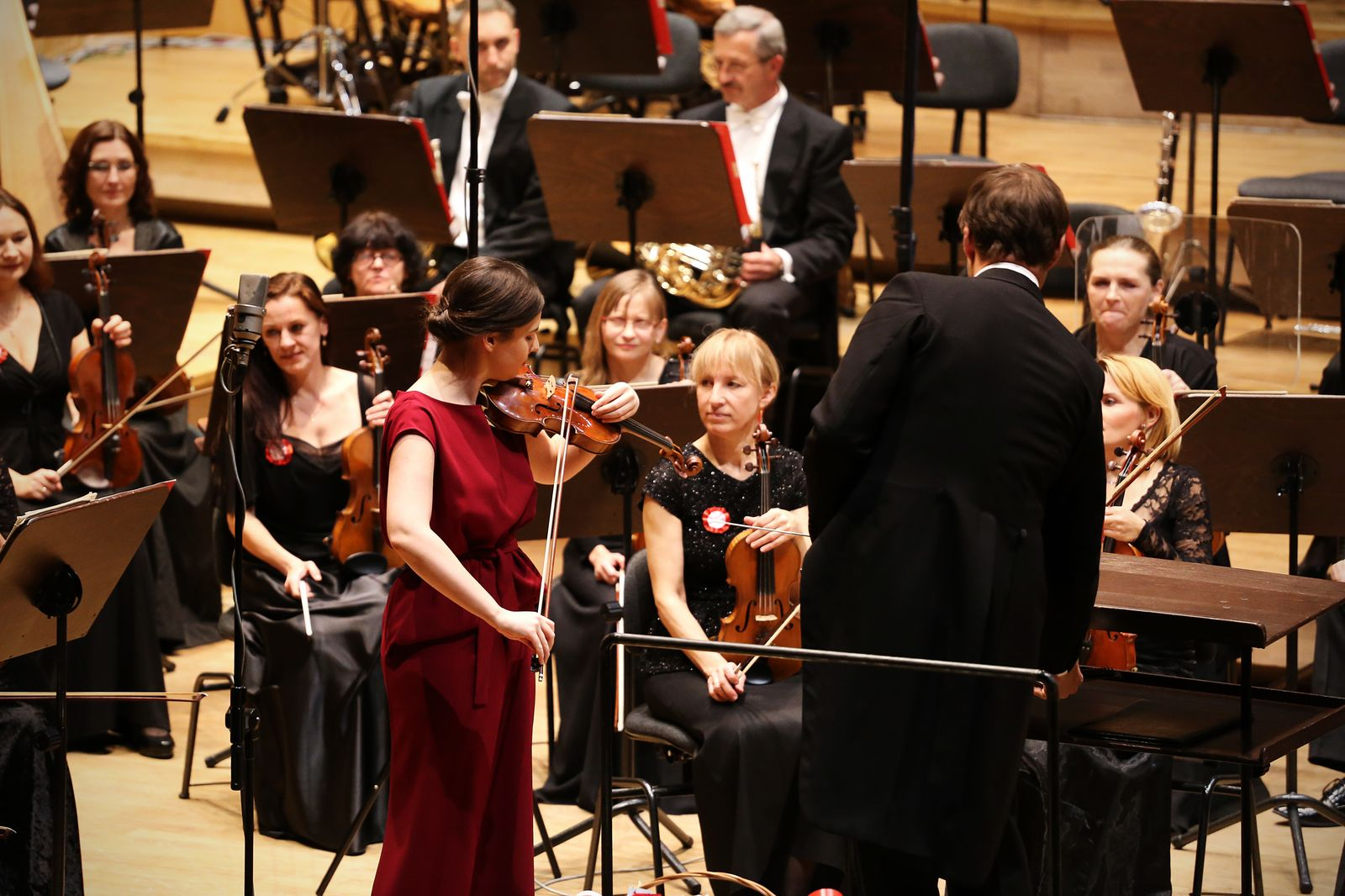 Nagroda Filharmonii Opolskiej – koncert Marii Włoszczowskiej w Opolu (11.11.2016)