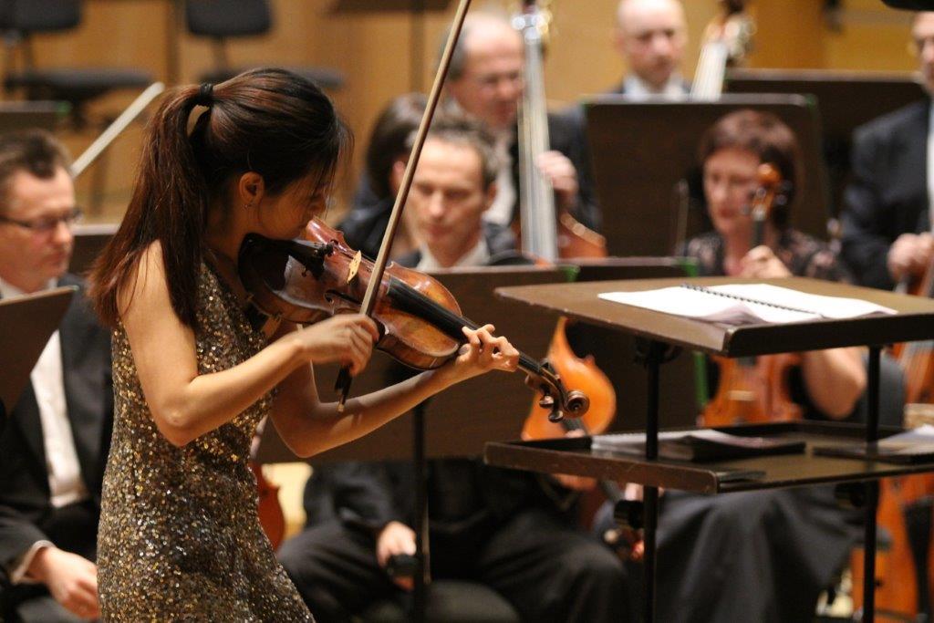 Nagroda Filharmonii Opolskiej – koncert Bomsori Kim w Opolu (25.11.2016)