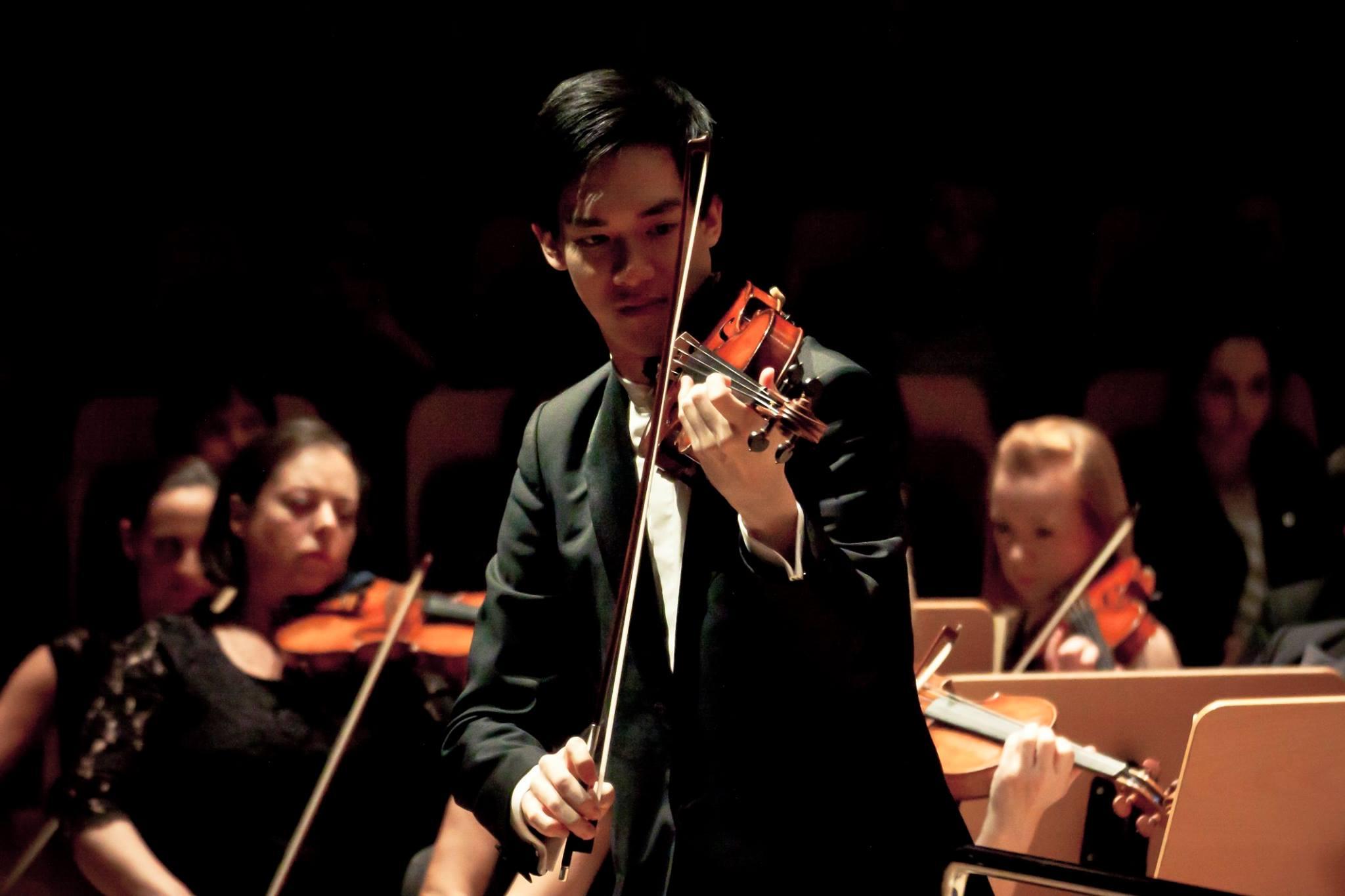 Nagroda Polskiej Filharmonii Bałtyckiej – koncert Veriko Tchumburidze, Richarda Lina i Marii Włoszczowskiej w Gdańsku (4.11.2016)