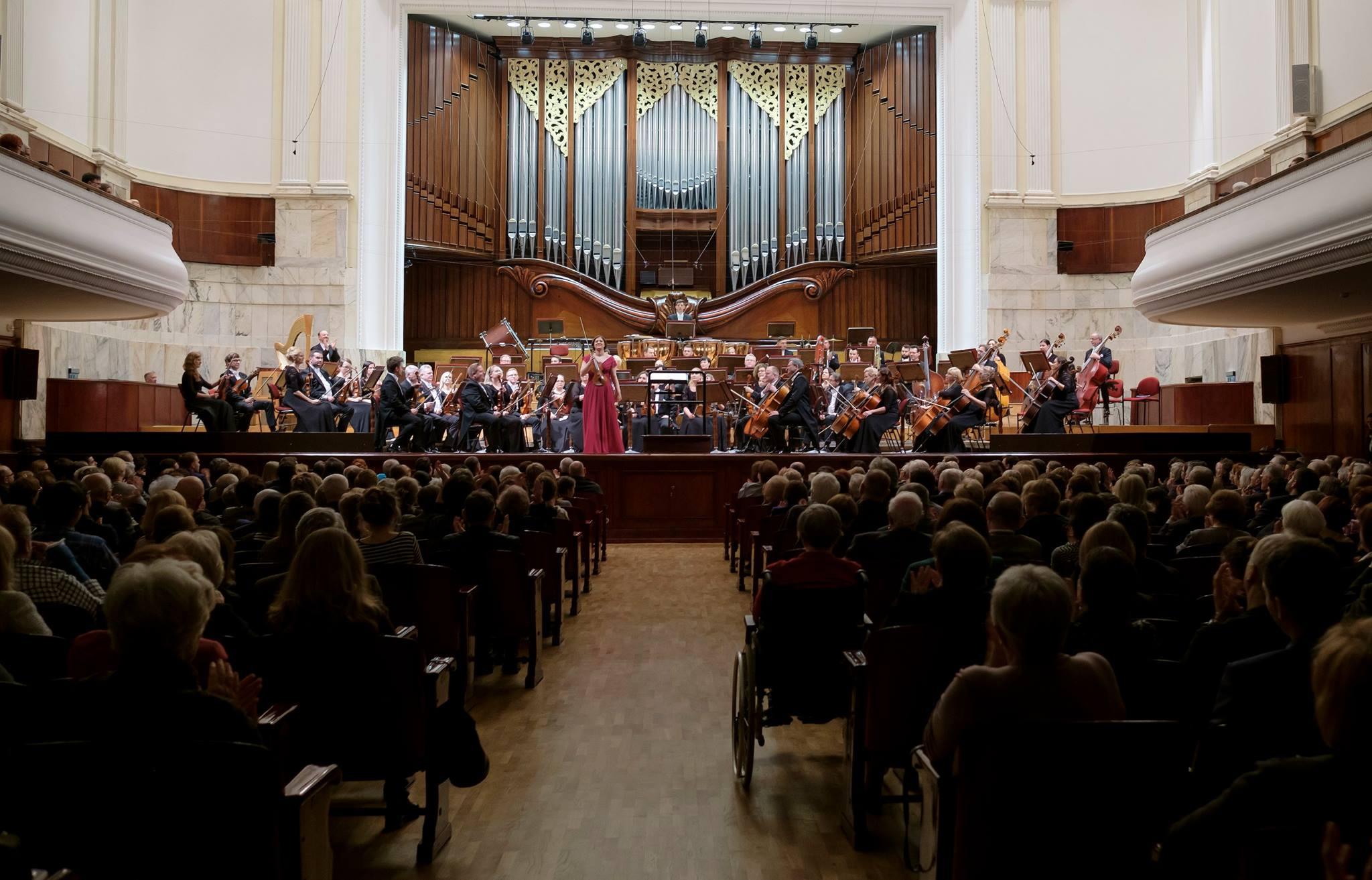 Nagroda Filharmonii Narodowej – koncert Veriko Tchumburidze w Warszawie (28.10.2016)