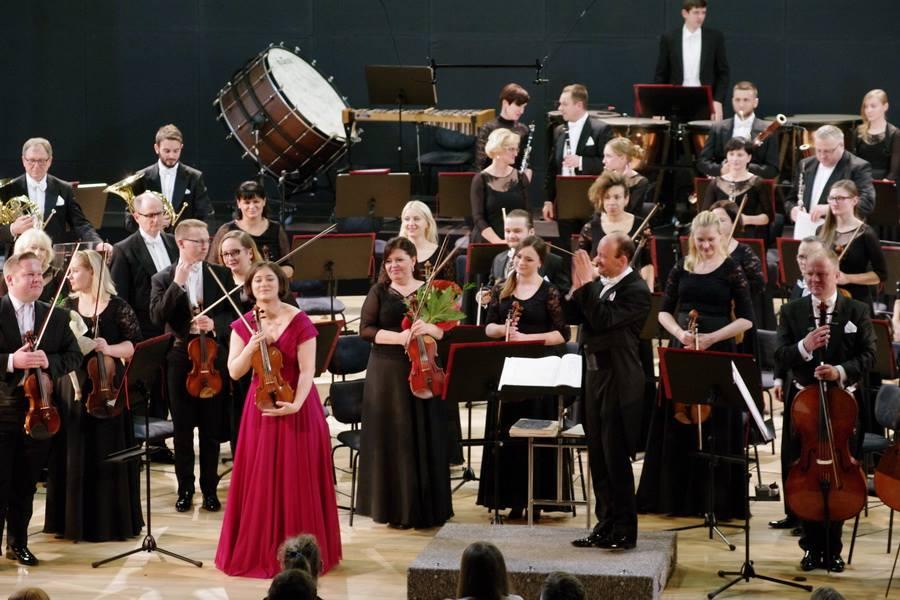 Nagroda Filharmonii Warmińsko-Mazurskiej – koncert Veriko Tchumburidze i Seiji Okamoto w Olsztynie (27.10.2016)