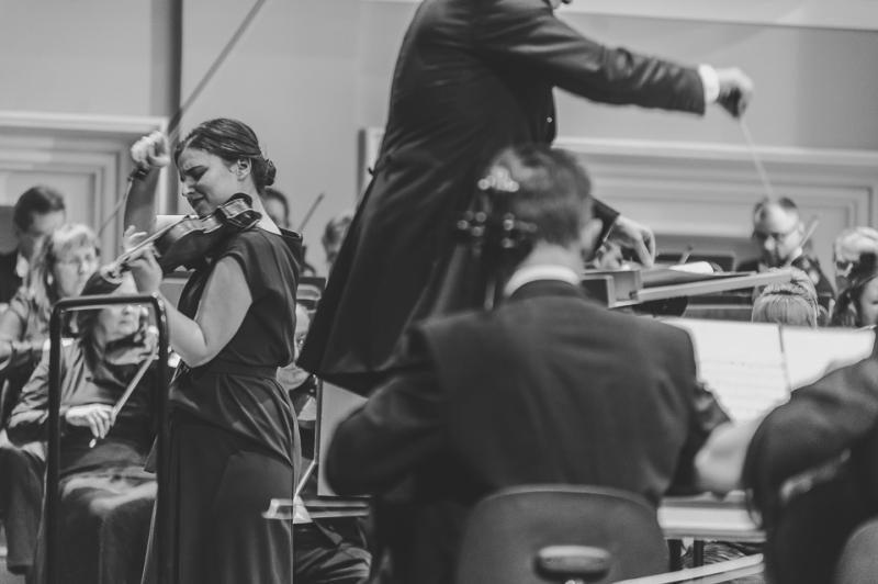 Nagroda Filharmonii Śląskiej – koncert Bomsori Kim i Marii Włoszczowskiej w Katowicach (10.12.2016)