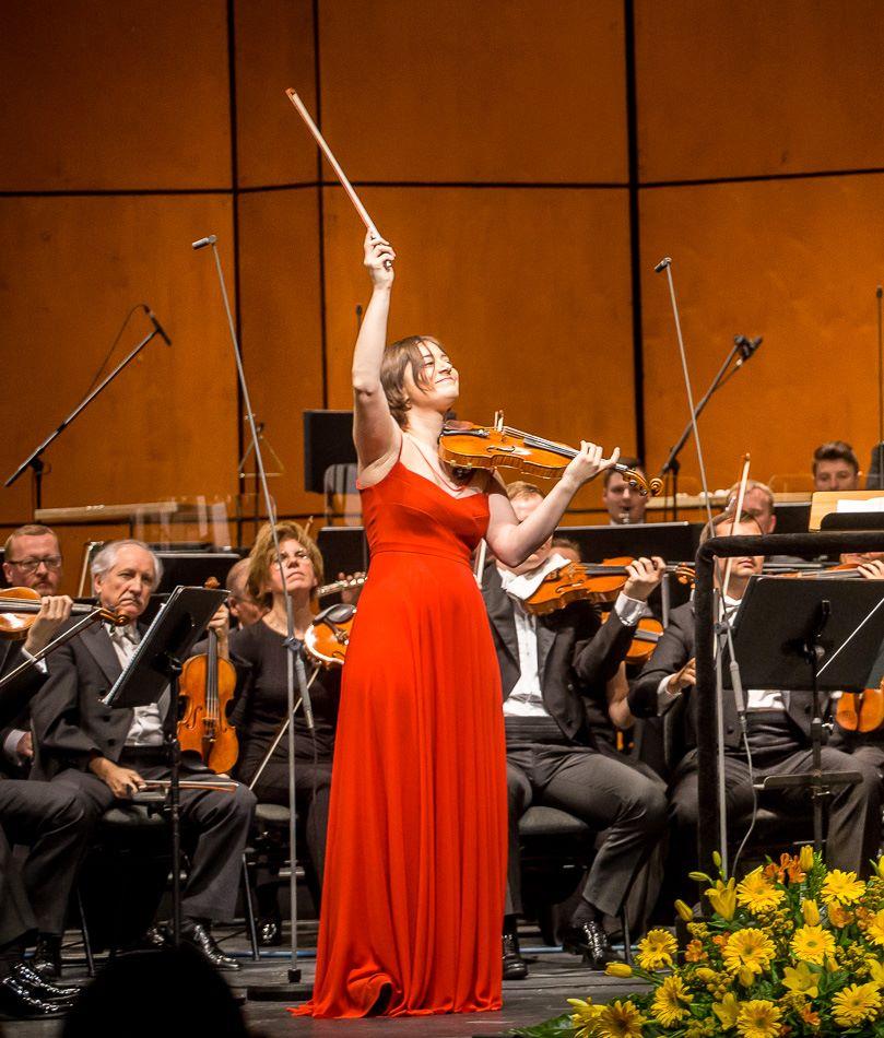 Nagroda Orkiestry Sinfonia Varsovia – koncert Veriko Tchumburidze w Teatrze Wielkim-Operze Narodowej w Warszawie (22.03.2017, godz. 19.00)