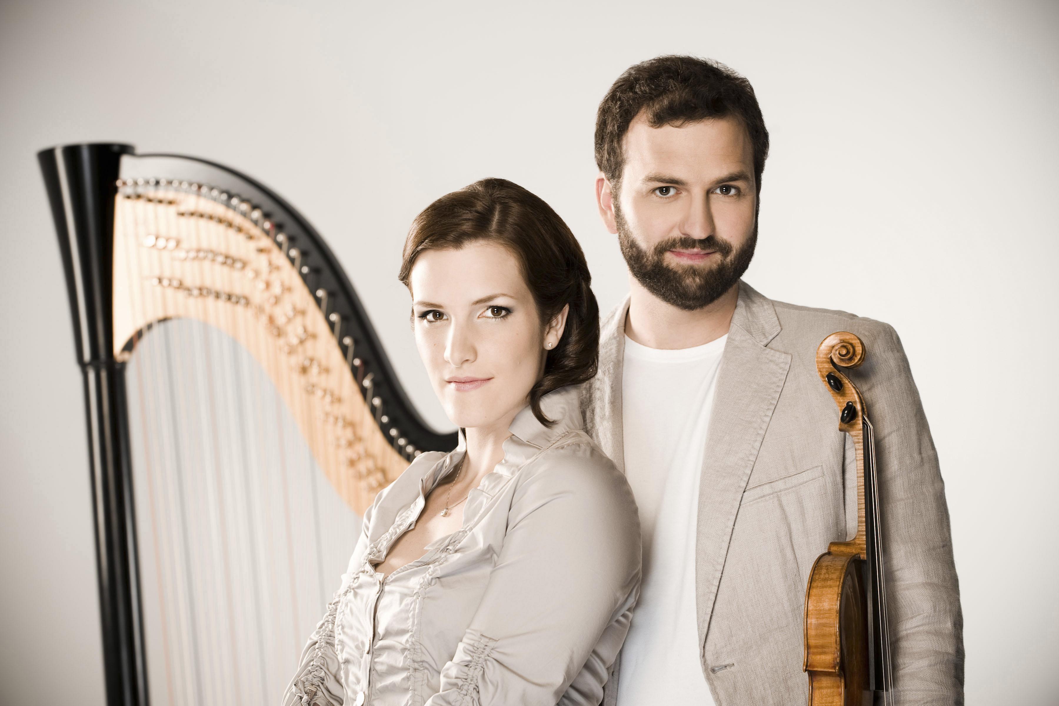 Valérie Milot & Antoine Bareil - concert in Poznań (24.06.2017, 08:00 PM)