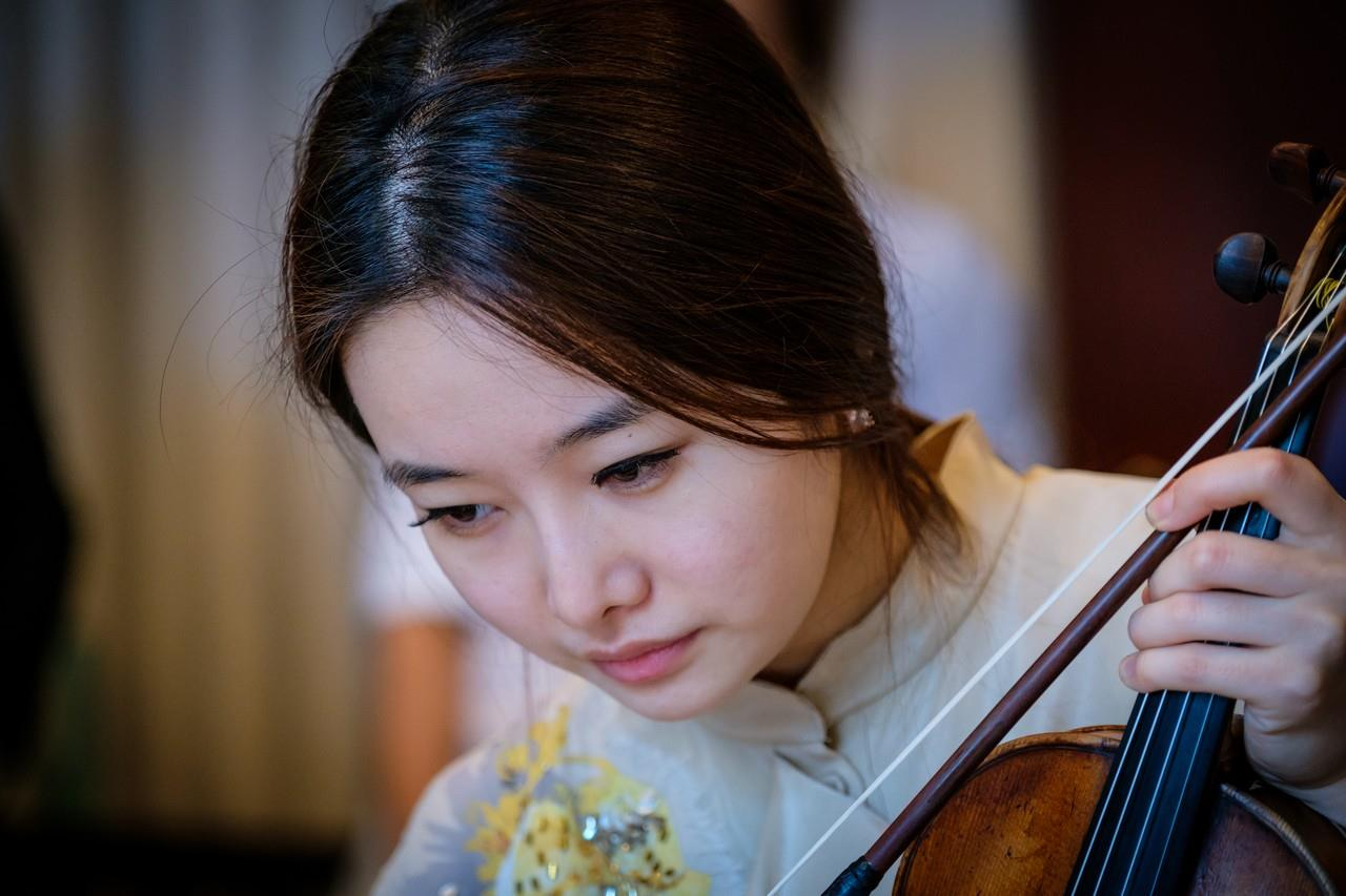Our prize winner Bomsori Kim records a CD for Warner Classics with the National Philharmonic in Warsaw under the button of Jacek Kasprzyk. Premiere at the end of the year!