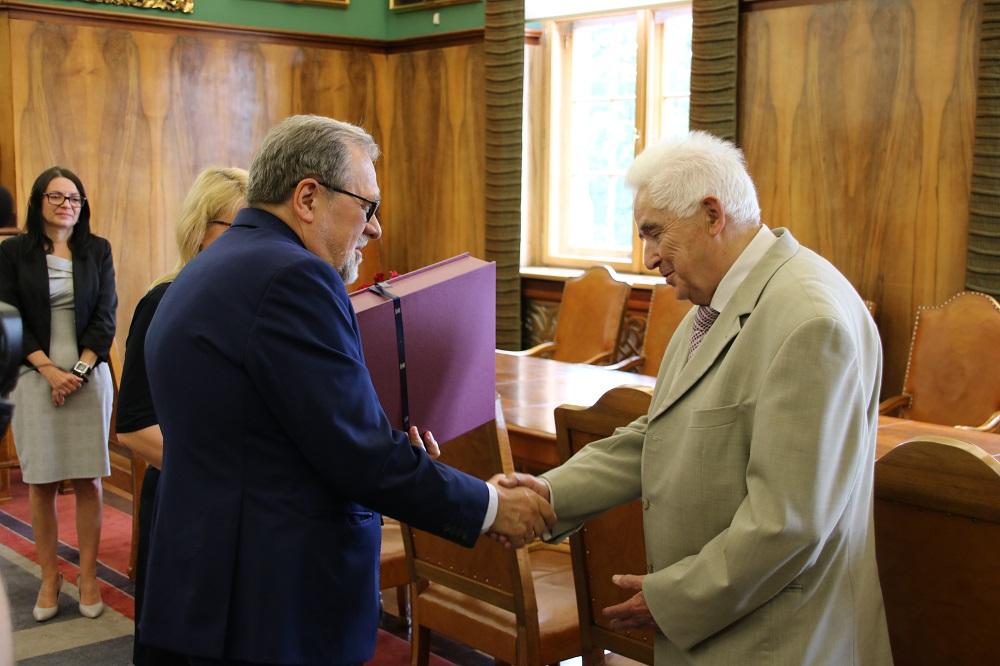 Umowa o współpracy z Uniwersytetem im. Adama Mickiewicza w Poznaniu (12.07.2017)