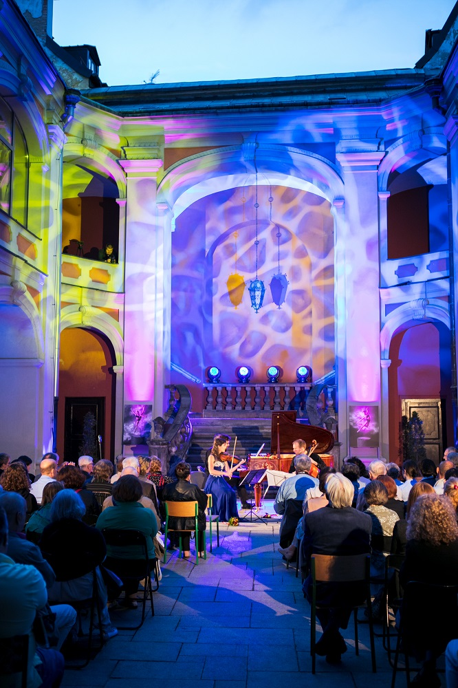 Wiłkomirski Trio - concert in Poznań (14.07.2017, 08:00 PM)