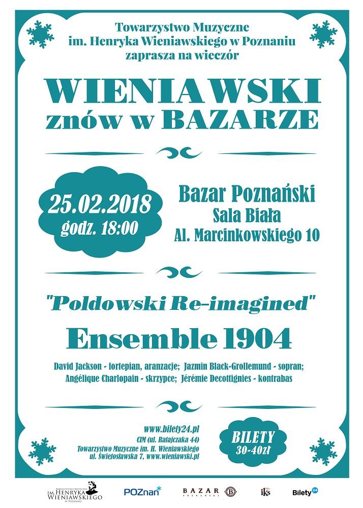 Koncert Ensemble 1904: