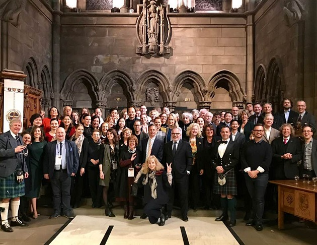 Relacja z 62. Zjazdu Światowej Federacji Międzynarodowych Konkursów Muzycznych | Glasgow, 5-8 kwietnia 2018r.